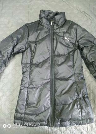 Куртка женская зимняя Puma, оригинал, размер S