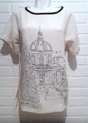 Классная блуза от lakbi лакби 48 размер