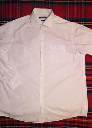 Рубашка мужская классика белая