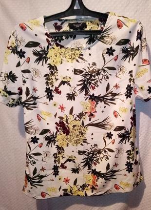 Блузка женская брендовая с коротким рукавом