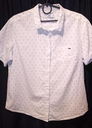 Рубашка  летняя женская короткий рукав