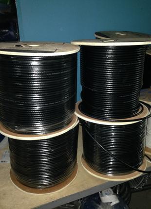 Продам TV кабель F690cu, медь 305м FinMark и LAN, Internet, Киев