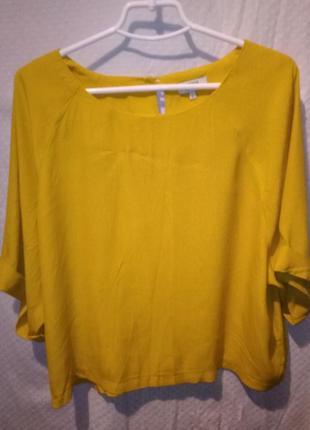 Рубашка топ укороченная женская боузка