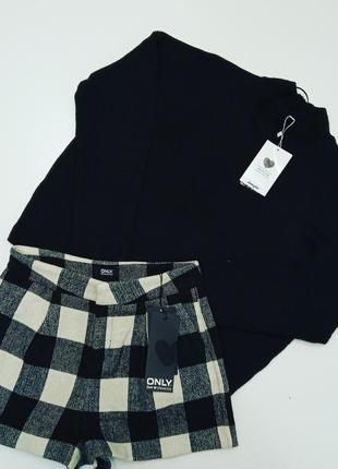 Теплі та стильні шорти
