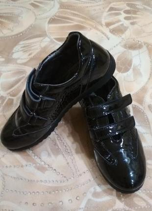 Туфли-полуботинки tom.m