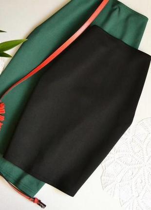 Юбка карандаш из костюмной ткани next