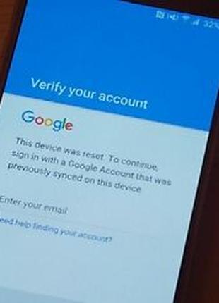 Разблокировка аккаунта Google FRP на любом Android планшете ил...