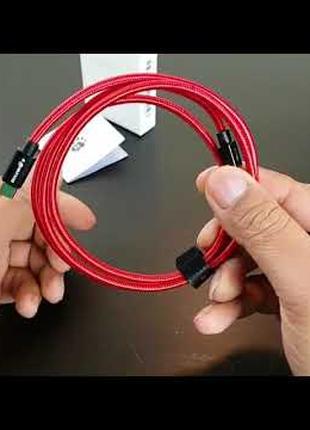 BlitzWolf® Ampcore BW-MC2/ 2.4A Micro USB / 1.8 МЕТРА