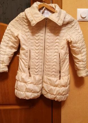 Курточка на весна-осень