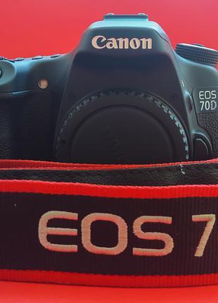 Canon EOS 70D (W) - Body. Идеальное состояние.