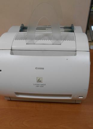 Принтер Canon LBP-1120 лазерный