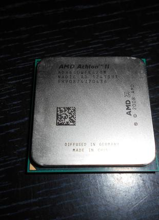 Процессор AMD Athlon II X4 640 3,0 GHz Socket AM3 AM2+