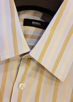 Мужская рубашка hugo boss