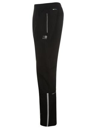 Мужские штаны karrimor xlite track pro ветрозащита xl вело спорт