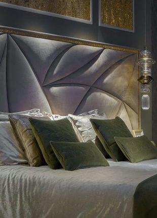 Декор на стену, мягкие стеновые панели