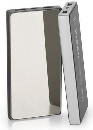 REMAX Proda Superalloy Power Bank 10000mAh Silver (PPP-12)