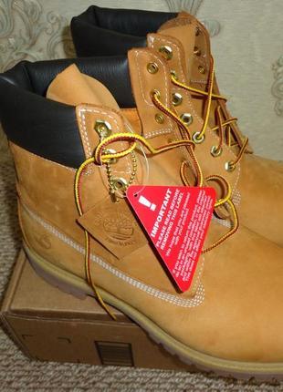 Мужские ботинки timberland waterproof original 6 inch premium ...