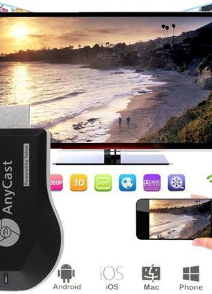 Беспроводной приемник для трансляции экрана AnyCast BLUETOOTH ...