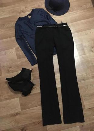 Шикарные штаны брюки topshop pp 12/l