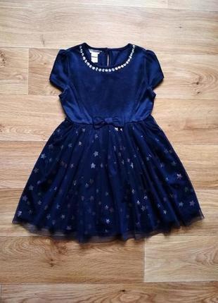 Модное пышное нарядное платье от monson