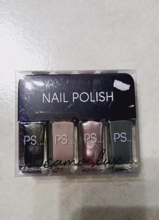 Набор лаков для ногтей, ультрамодные цвета