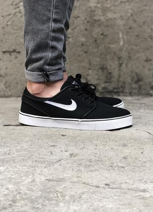 Nike SB Zoom Stefan Janoski (Черный)