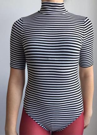 Боді полосате, боді футболка, футболка-боді, боди.