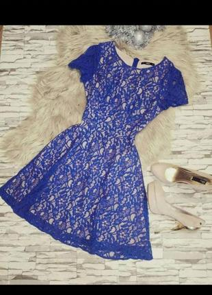 Кружевное платье oasis
