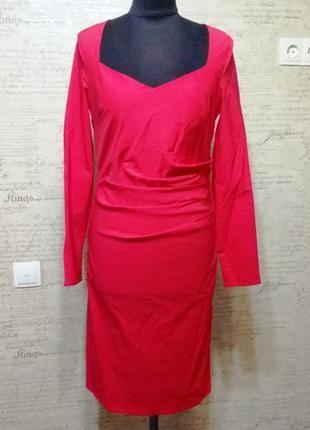 Платье Goddess Англия нарядное р-р 42-46