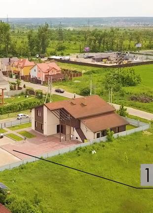 Аэросьемка и монтаж видео недвижимости