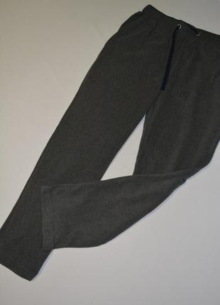 Теплые мужские флисовые штаны tcm tchiboгермания размер 48-50