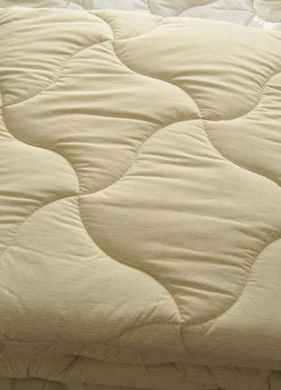 Одеяло двухспальное евро лебяжий пух 200*210 хлопок