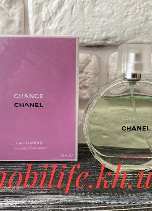Женская парфюмированная вода Шанель Шанс Фреш 100 мл