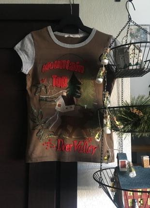 Новогодняя футболка women'secret 🎄