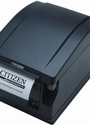 Принтер чеков Citizen CT-S651 без интрфейса (CTS651IIS3NEBPXX)