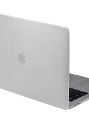 Полупрозрачный чехол SwitchEasy Nude для Macbook Pro 15