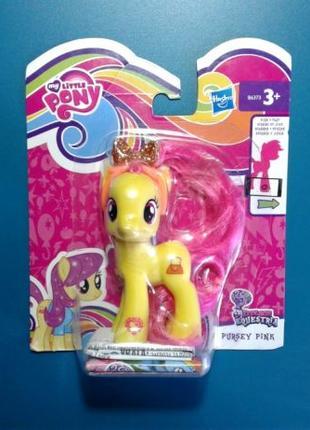 Моя маленькая пони Перси Пинк Hasbro редкая