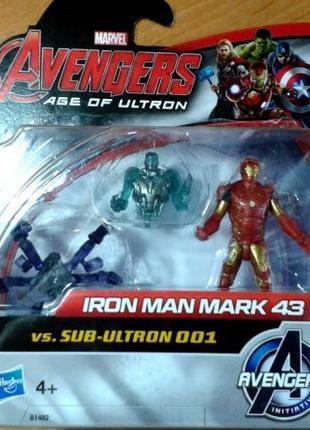 Фигурка железного человека Iron man Marvel Avengers Мстители о...