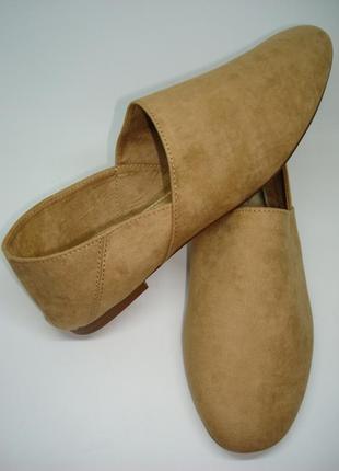 Туфли женские bershka испания