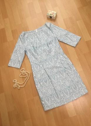 Красивое короткое платье мини