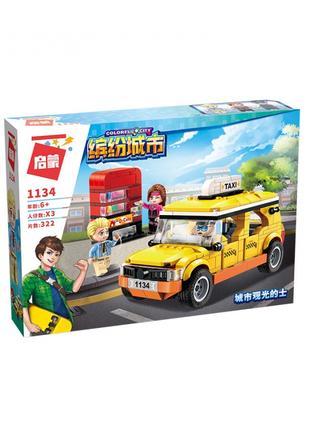 Конструктор Brick 1134 Такси, 322 детали