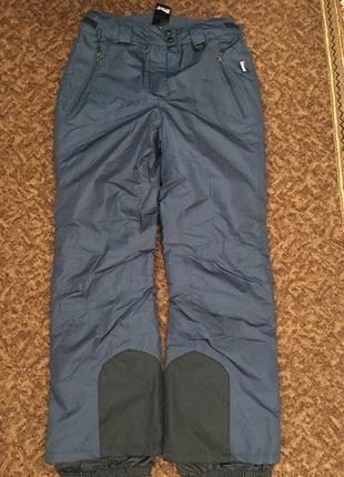 Лыжные зимние штаны crivit