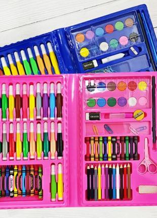 Набор для творчества и рисования Art Set 86 предметов