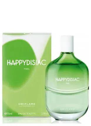 Туалетная вода Happydisiac man Oriflame орифлейм