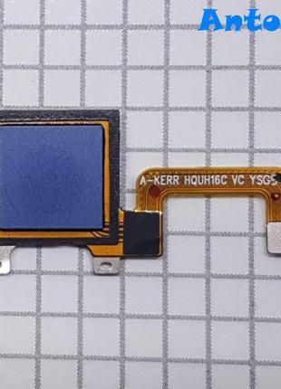 Шлейф Huawei Nova Lite 2017 SLA-L22 со сканером отпечатка паль...