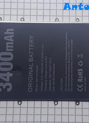Крепление аккумулятора Doogee X90 корпус для телефона