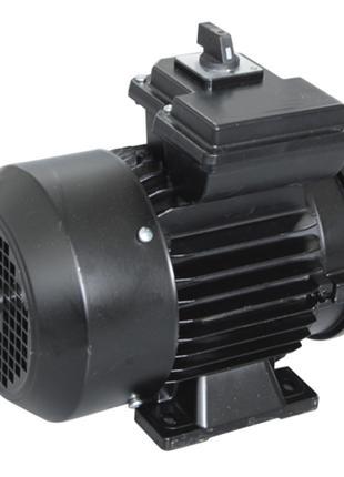 Электродвигатель для доильного аппарата сухого или масляного т...