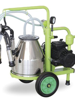 Доильный аппарат УДА-1-20Л для коров (Турция)