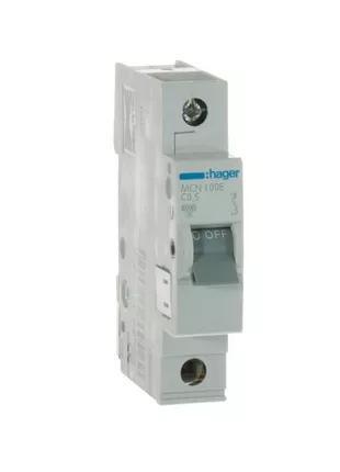 HAGER MCN110E автоматичний вимикач