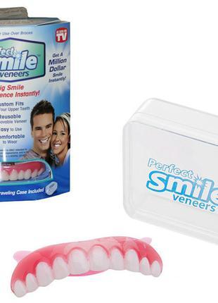 Накладка на зубы Perfect smile Veneers (ВИНИРЫ)